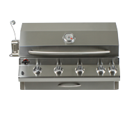 Jackson Grills Lux 700 Built In