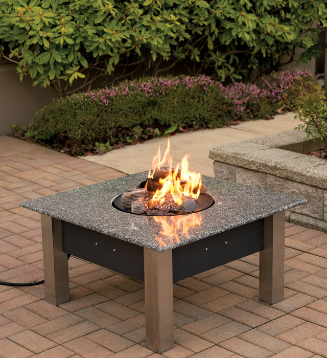 Captivating Jackson Grills Milan Chat Table