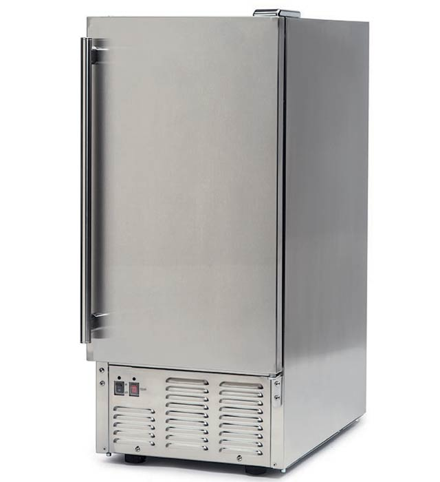 15 inch outdoor ice maker outdoor kitchens for Maker jackson