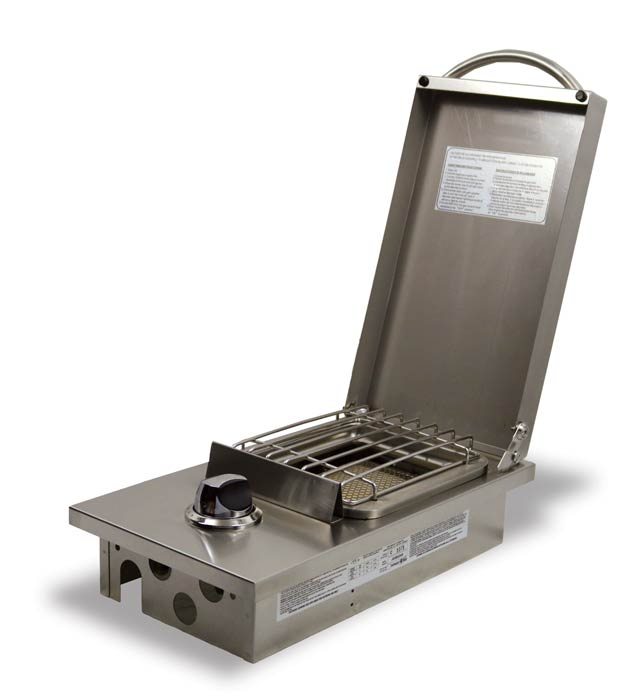 Jackson Grills Searing Side Burner System