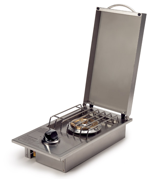 Jackson Grills Single Side Burner System