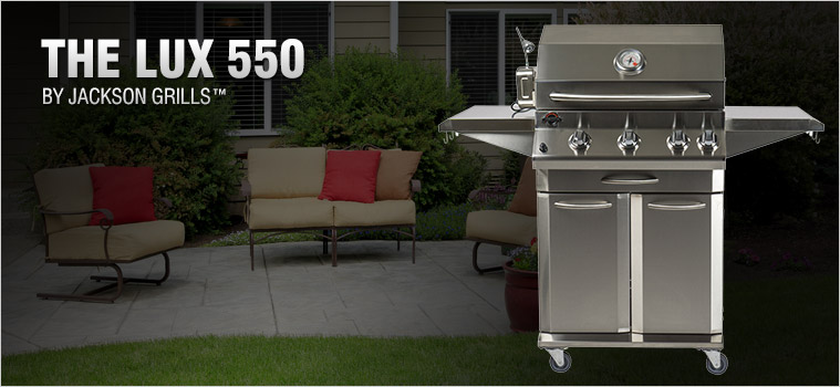 Lux 550 Series Grill Lux Series Grills