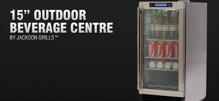15 inch Outdoor Beverage Centre
