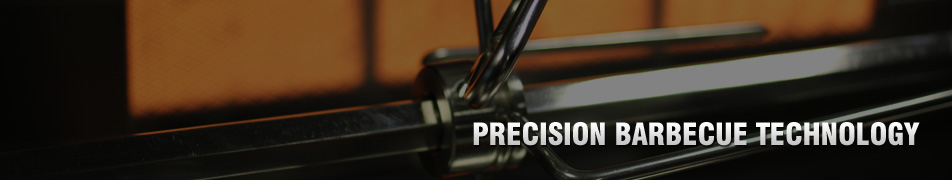 Precision barbecue technology banner