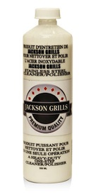 Jackson Grills Stainless Steel Cleaner/Polisher