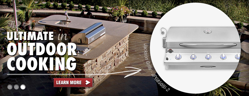 Premium Stainless Steel Grills & Barbecues | Jackson Grills