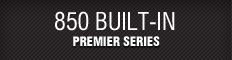 Premier Series 850 Built in Grill